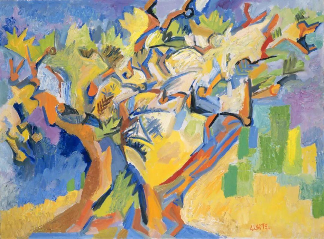 立体派,法国画家安德烈·洛特插图11