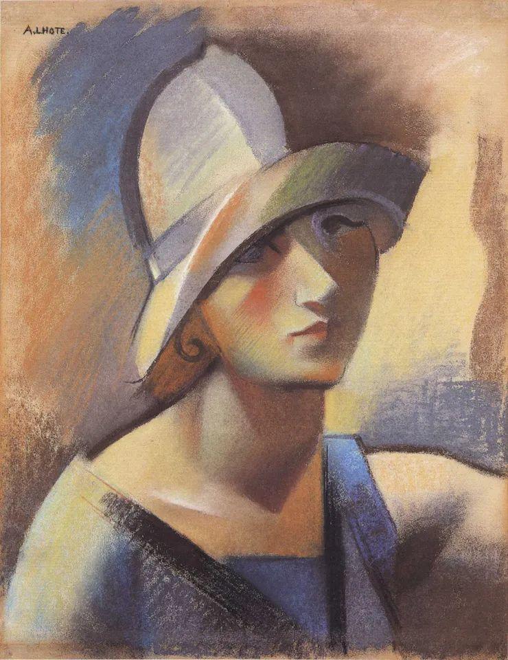 立体派,法国画家安德烈·洛特插图29