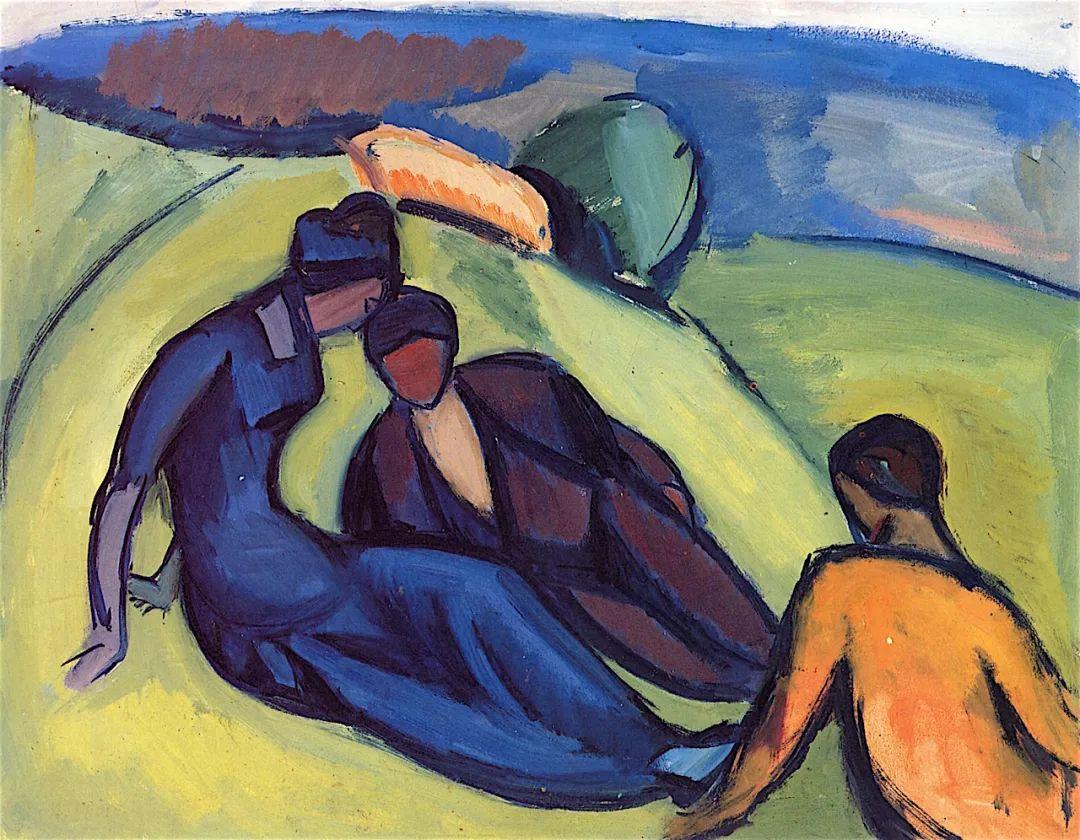 立体派,法国画家安德烈·洛特插图33