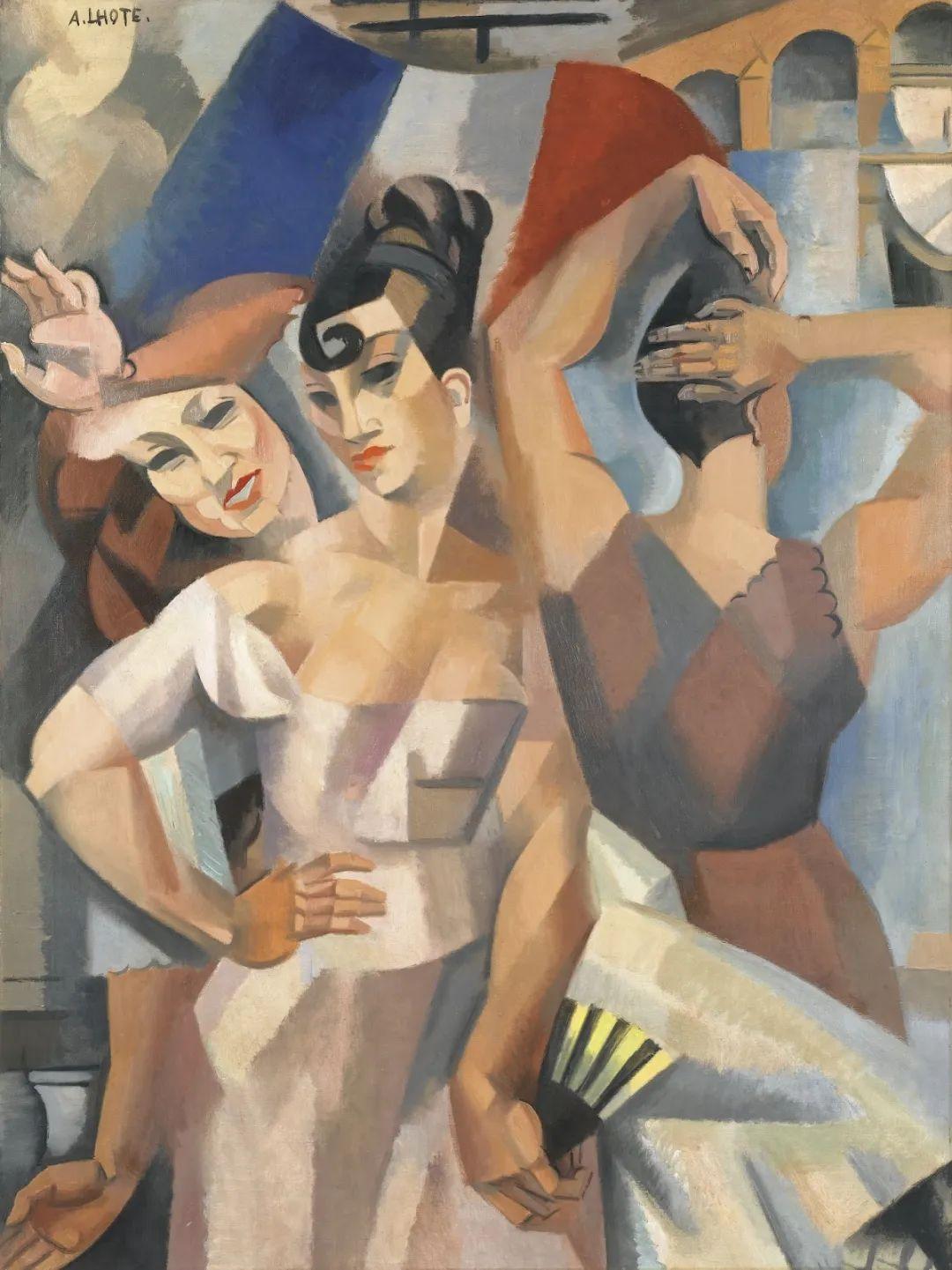 立体派,法国画家安德烈·洛特插图41