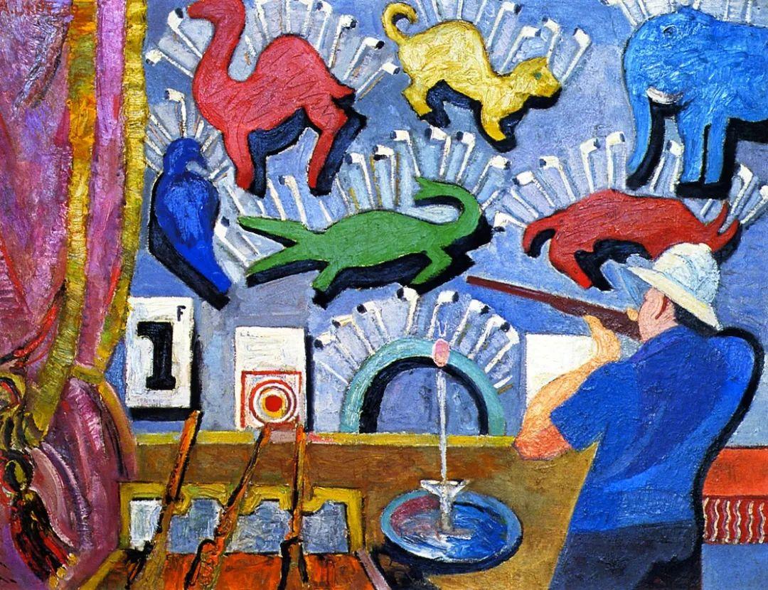 立体派,法国画家安德烈·洛特插图43