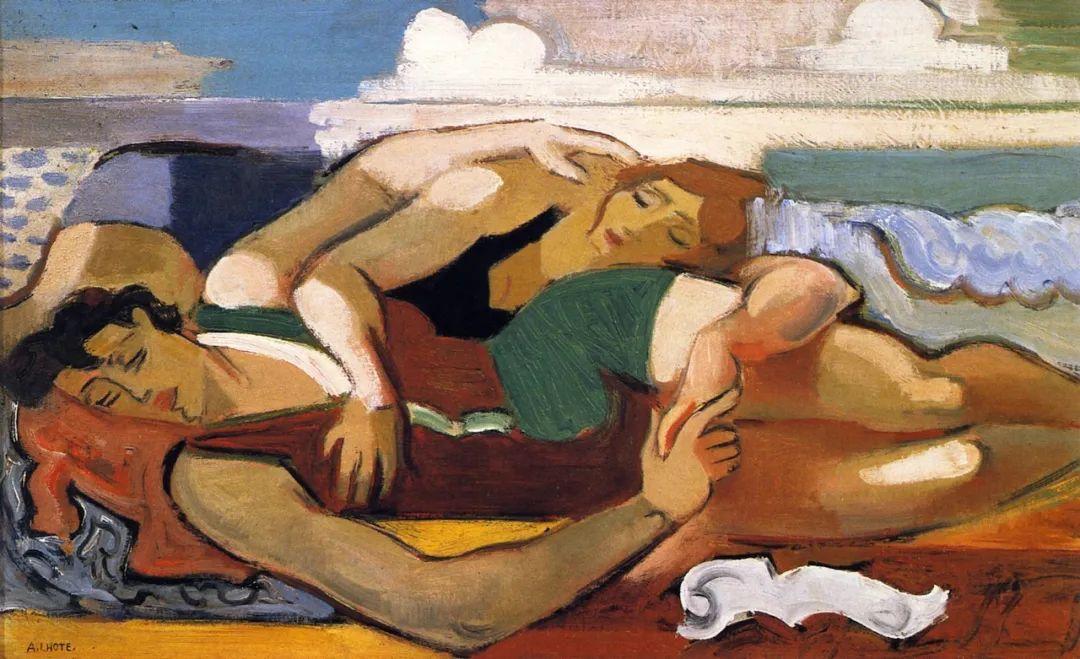 立体派,法国画家安德烈·洛特插图49