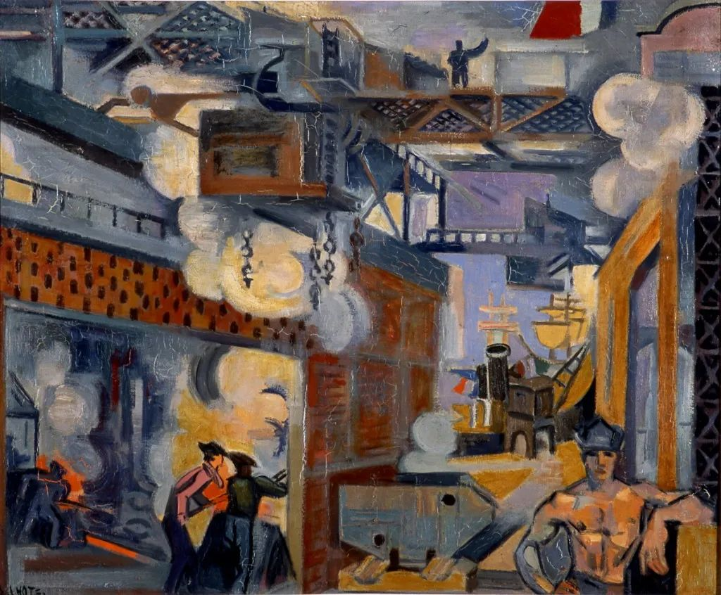 立体派,法国画家安德烈·洛特插图53