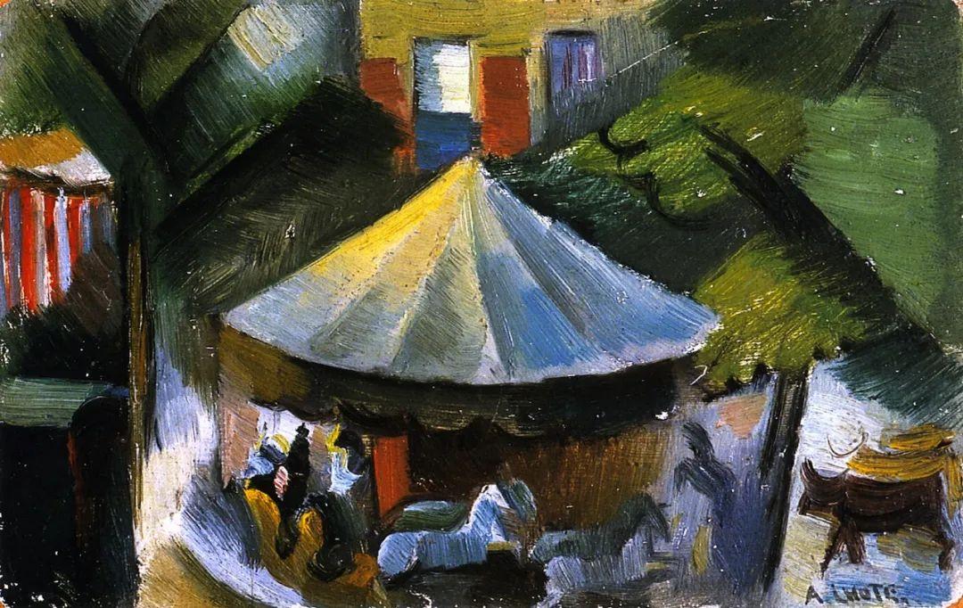 立体派,法国画家安德烈·洛特插图67