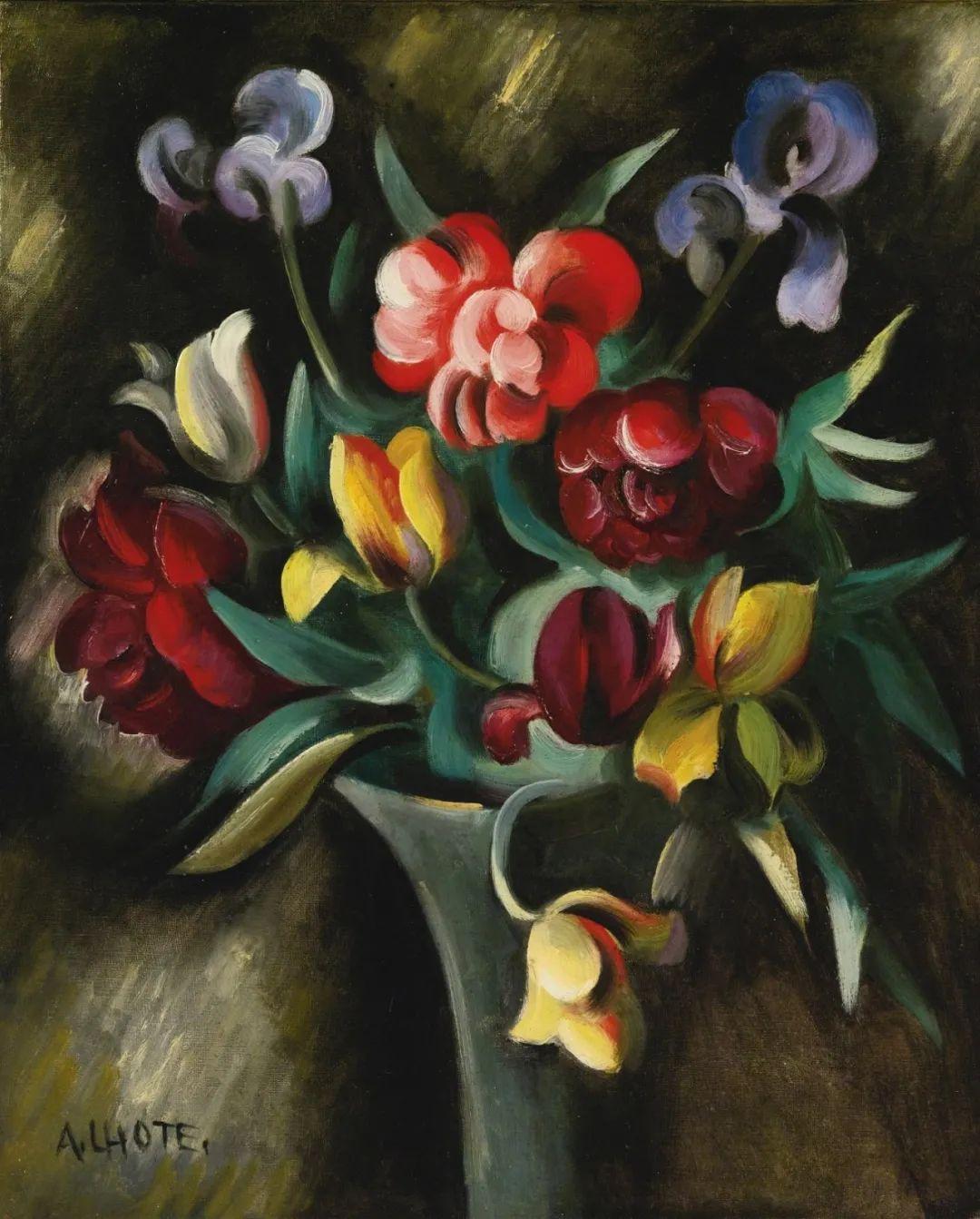 立体派,法国画家安德烈·洛特插图83