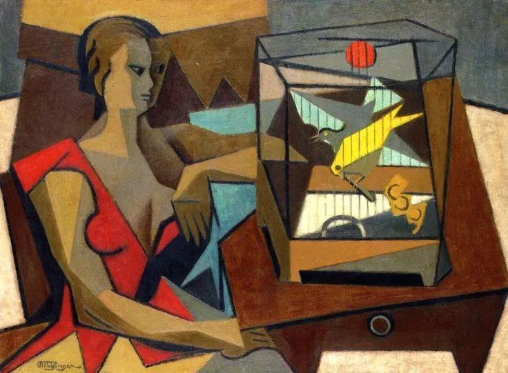 立体派,法国画家安德烈·洛特插图129