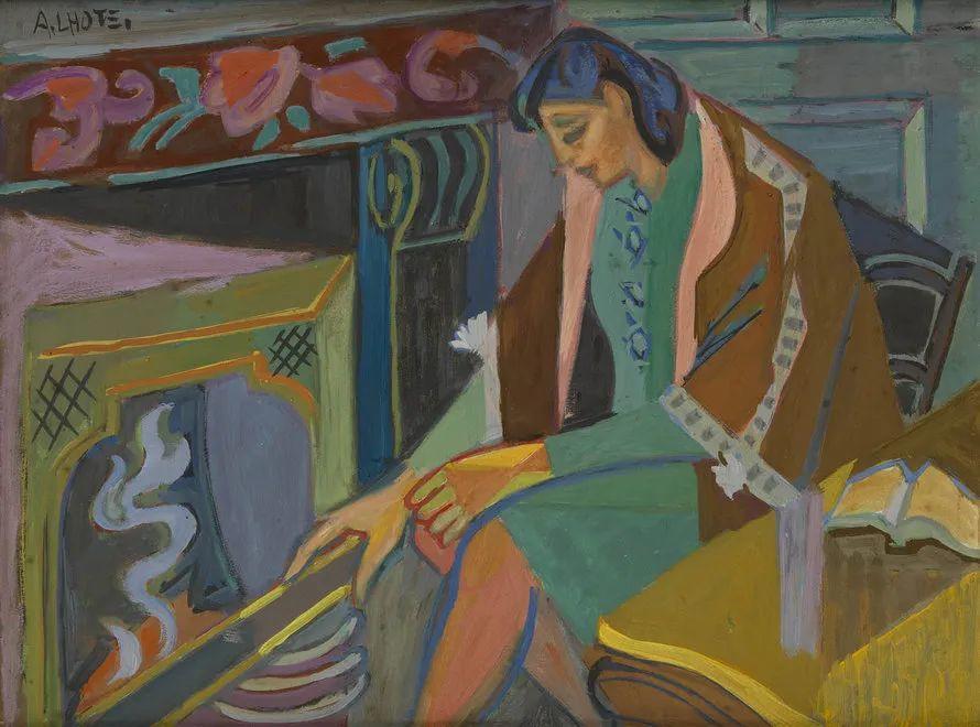 立体派,法国画家安德烈·洛特插图133