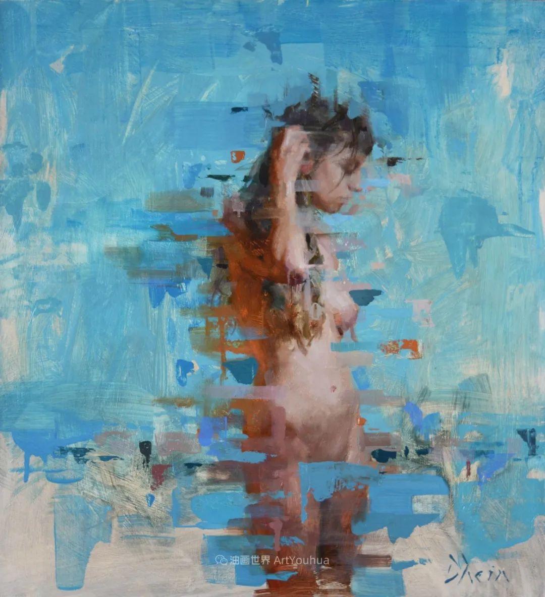 富有表现力的油画,美国艺术家雅各布·德恩插图43