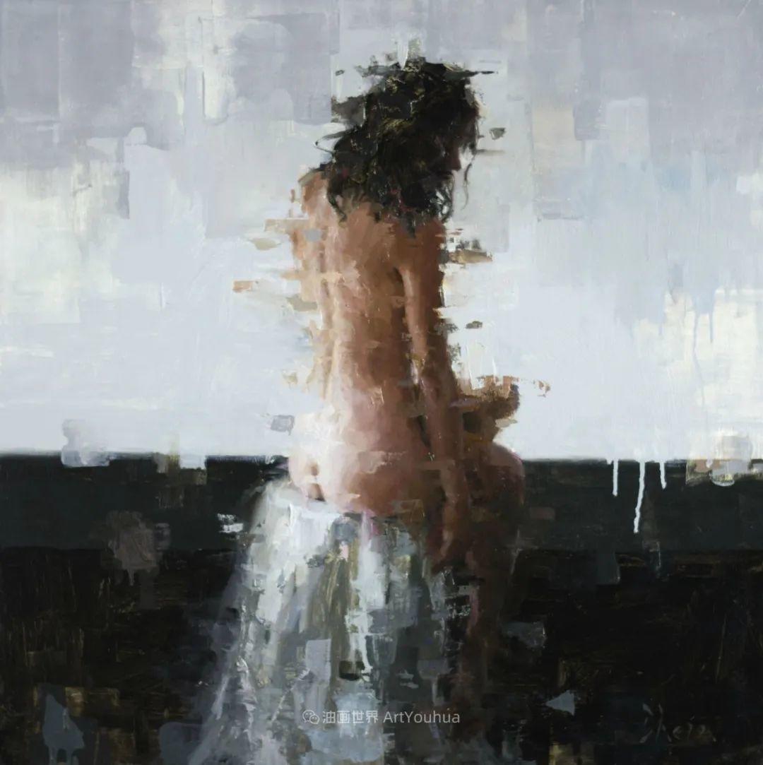 富有表现力的油画,美国艺术家雅各布·德恩插图49