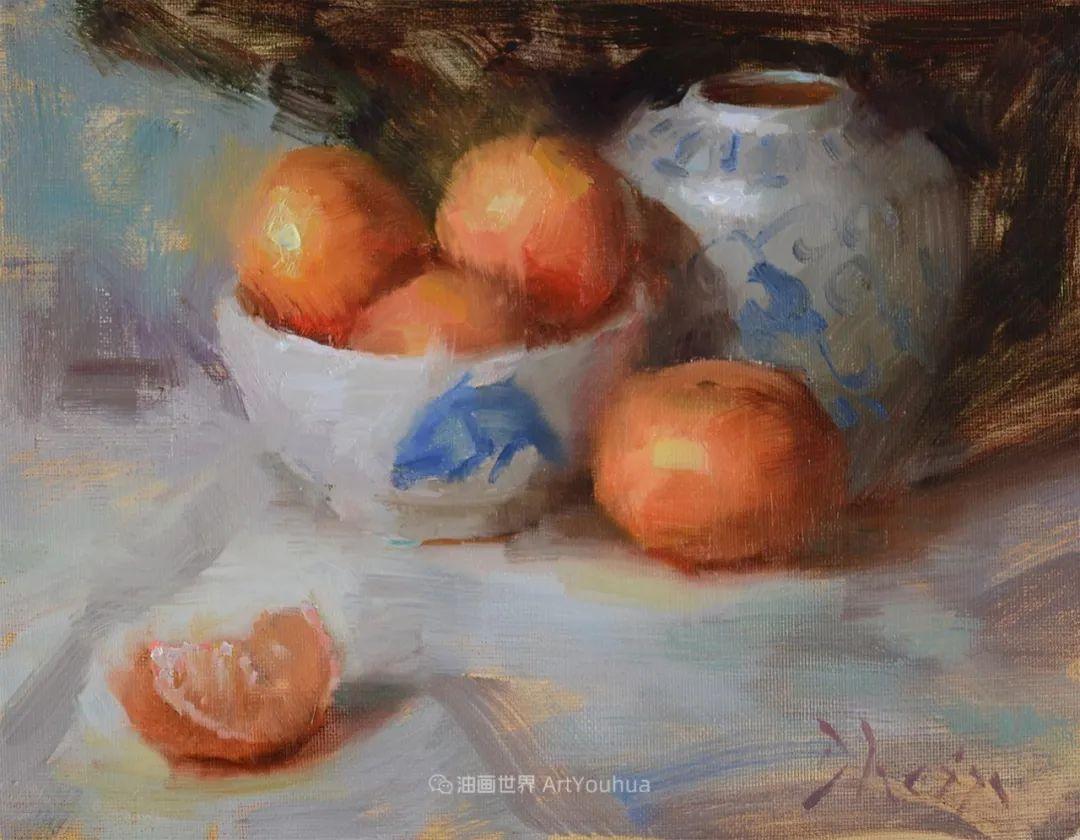 富有表现力的油画,美国艺术家雅各布·德恩插图77