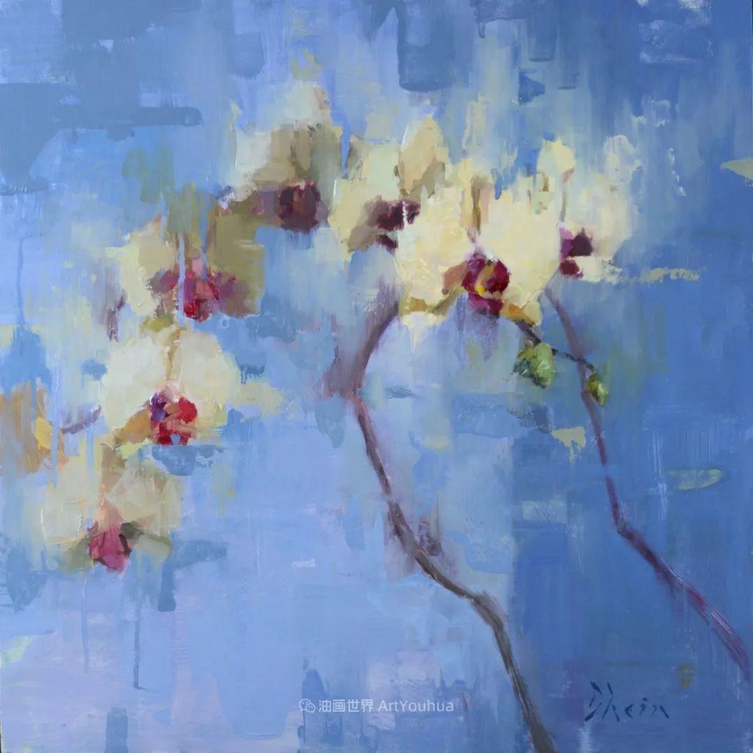 富有表现力的油画,美国艺术家雅各布·德恩插图81