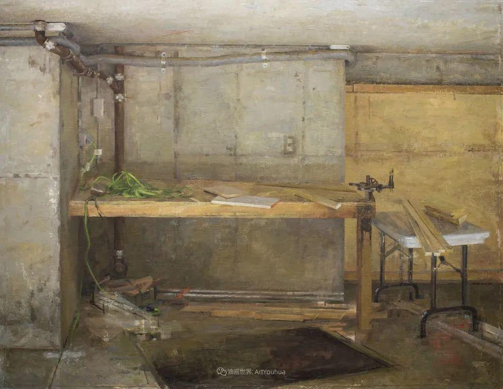 色彩新清的具象绘画,美国女画家佐伊·弗兰克插图28