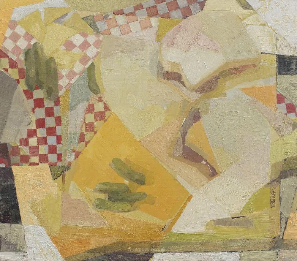 色彩新清的具象绘画,美国女画家佐伊·弗兰克插图41