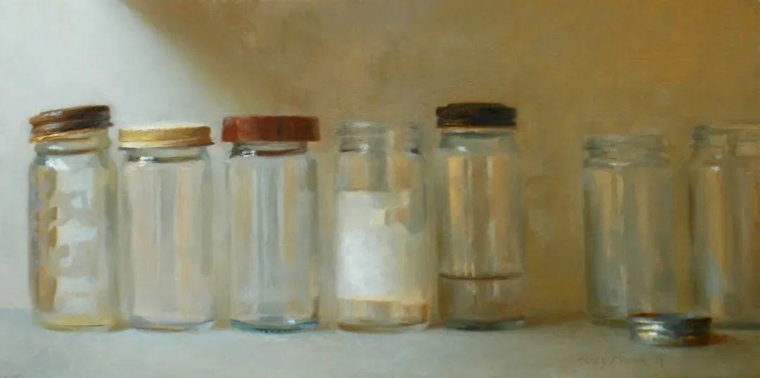 色彩新清的具象绘画,美国女画家佐伊·弗兰克插图44