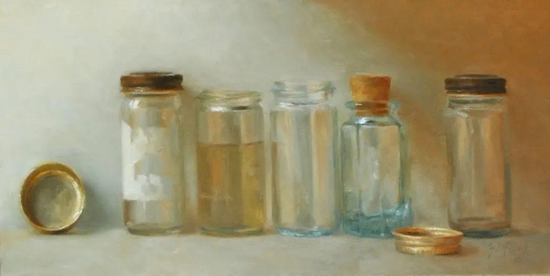 色彩新清的具象绘画,美国女画家佐伊·弗兰克插图45