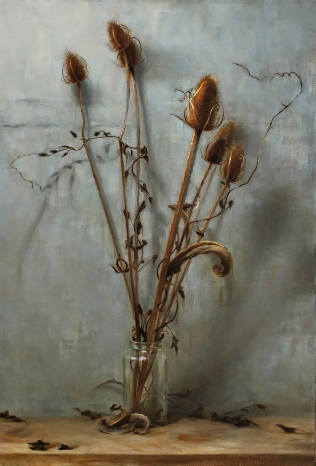 色彩新清的具象绘画,美国女画家佐伊·弗兰克插图47