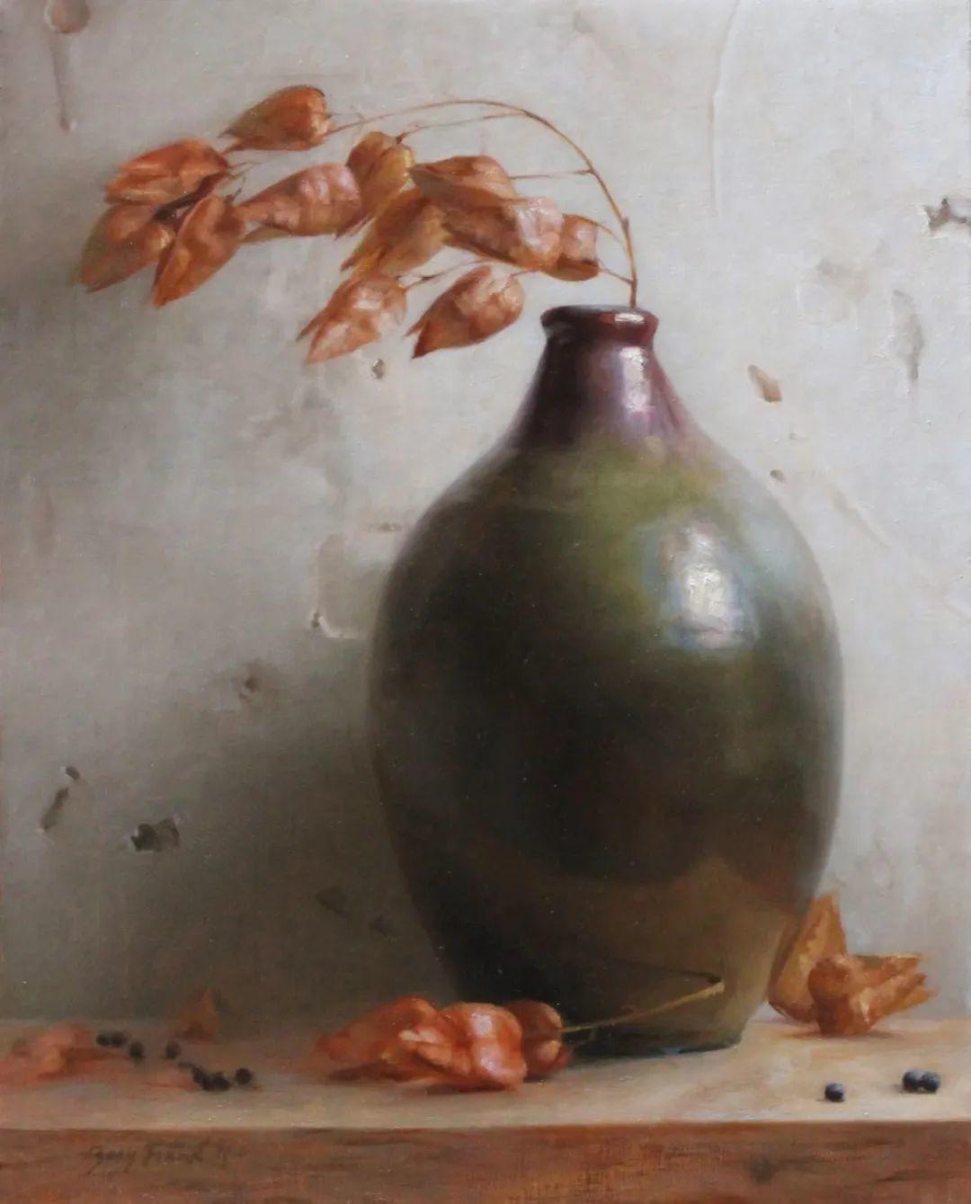 色彩新清的具象绘画,美国女画家佐伊·弗兰克插图49