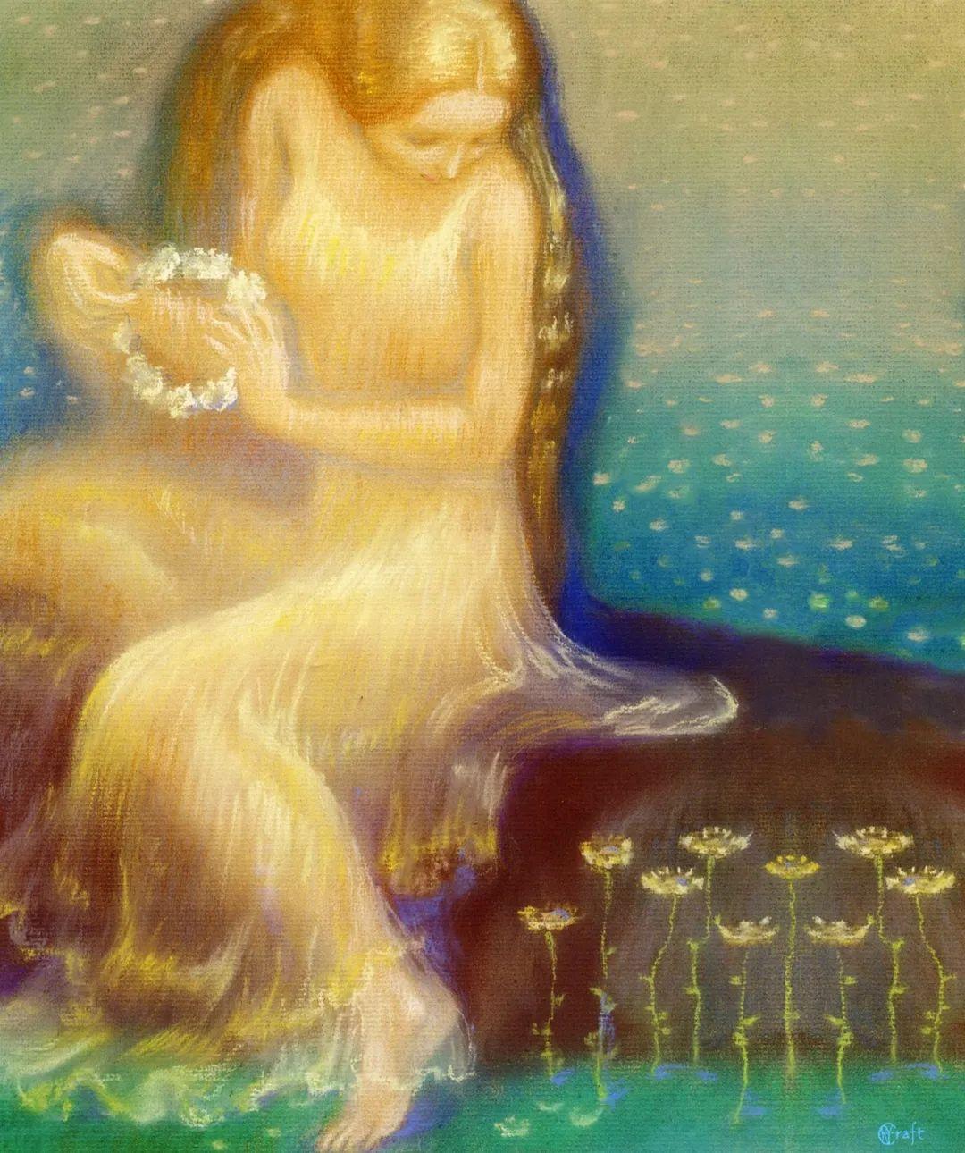 心灵画境,梦幻色彩,令人沉迷其中!插图31