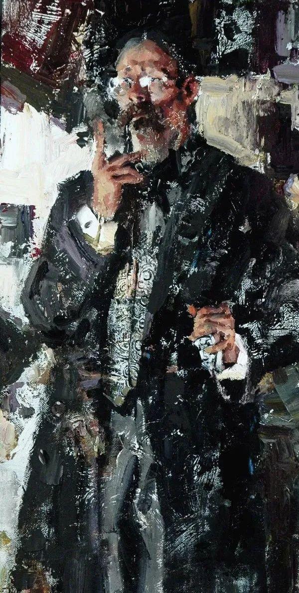 粗狂又细腻的油画,魅力四射,极具视觉冲击感插图27