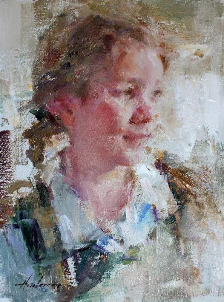 她对光影和色彩,有着艺术家独有的细微观察力插图3
