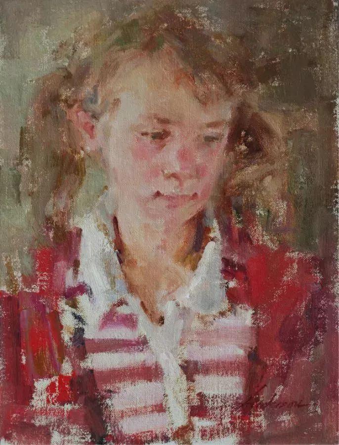 她对光影和色彩,有着艺术家独有的细微观察力插图5
