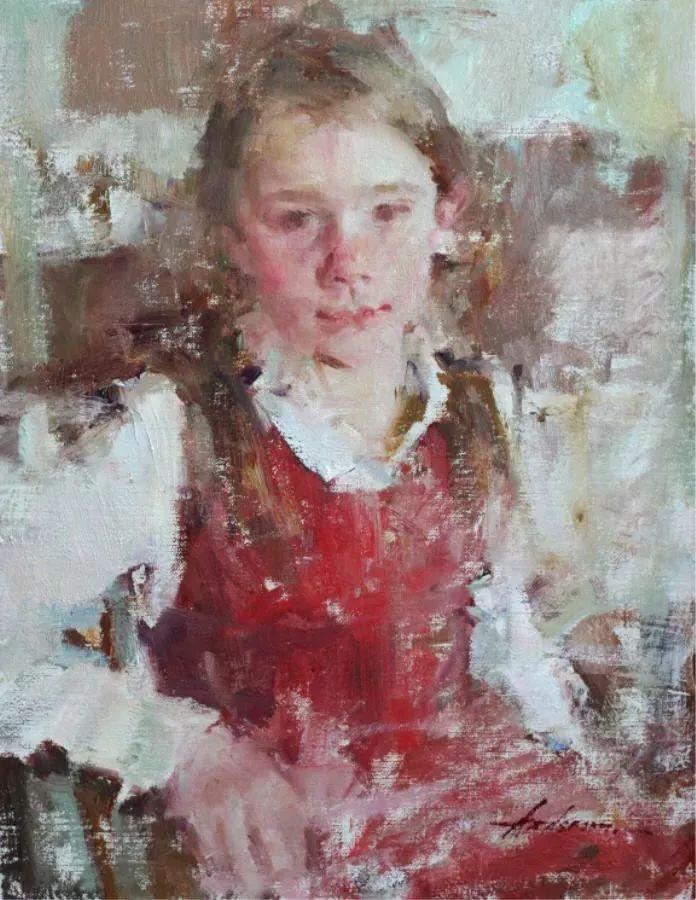 她对光影和色彩,有着艺术家独有的细微观察力插图11