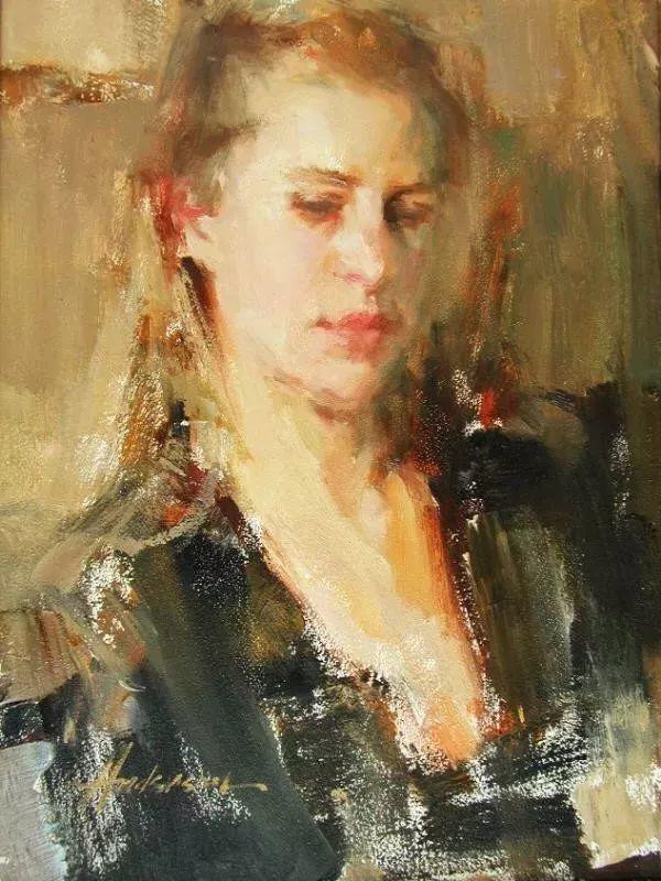 她对光影和色彩,有着艺术家独有的细微观察力插图13