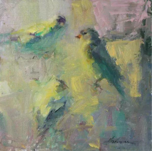 她对光影和色彩,有着艺术家独有的细微观察力插图25