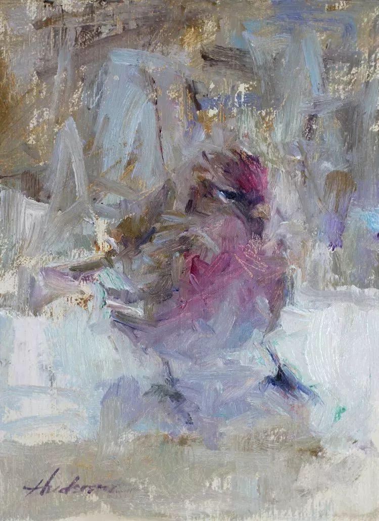 她对光影和色彩,有着艺术家独有的细微观察力插图27