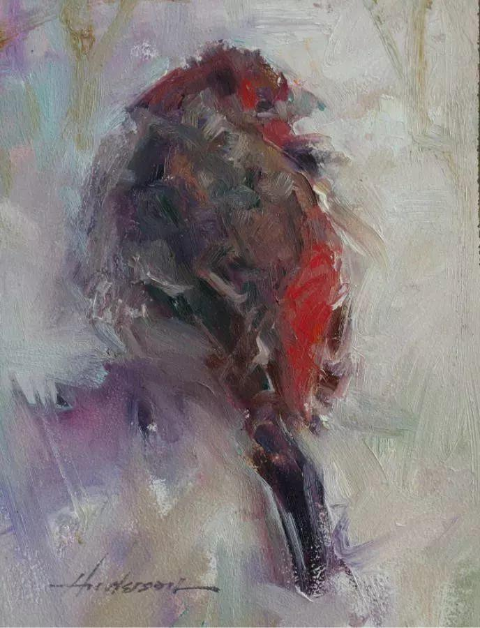 她对光影和色彩,有着艺术家独有的细微观察力插图31