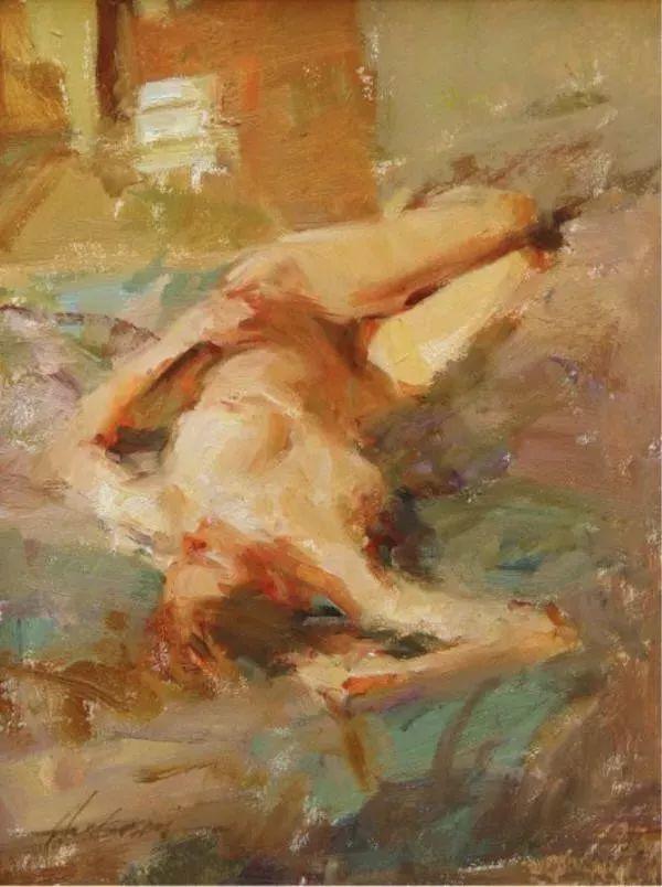 她对光影和色彩,有着艺术家独有的细微观察力插图33