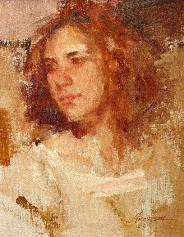 她对光影和色彩,有着艺术家独有的细微观察力插图45