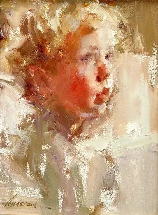 她对光影和色彩,有着艺术家独有的细微观察力插图47
