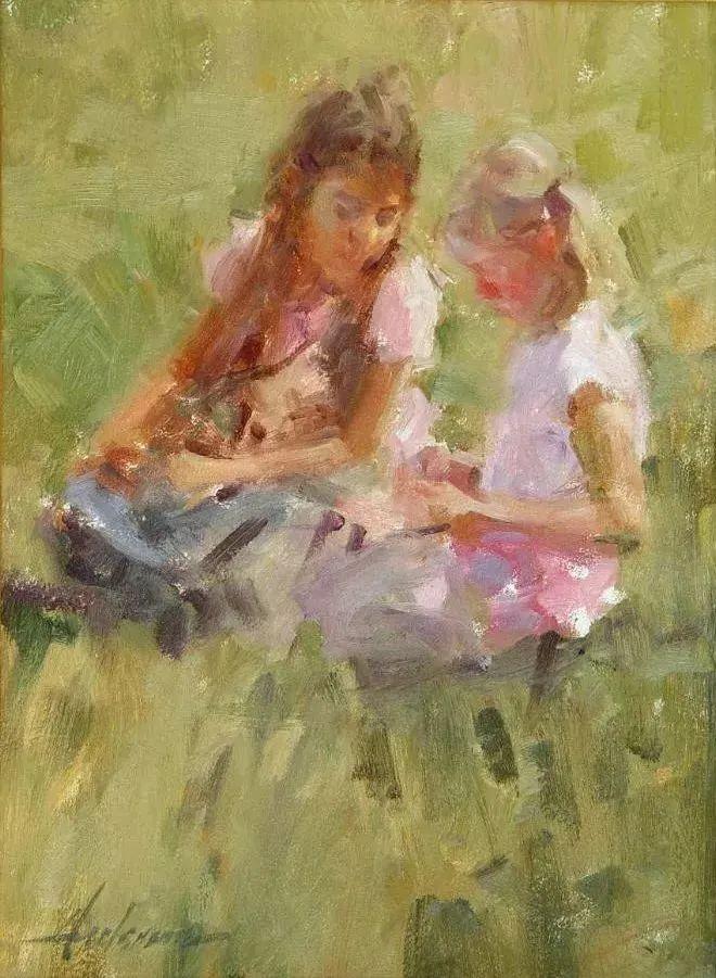 她对光影和色彩,有着艺术家独有的细微观察力插图61