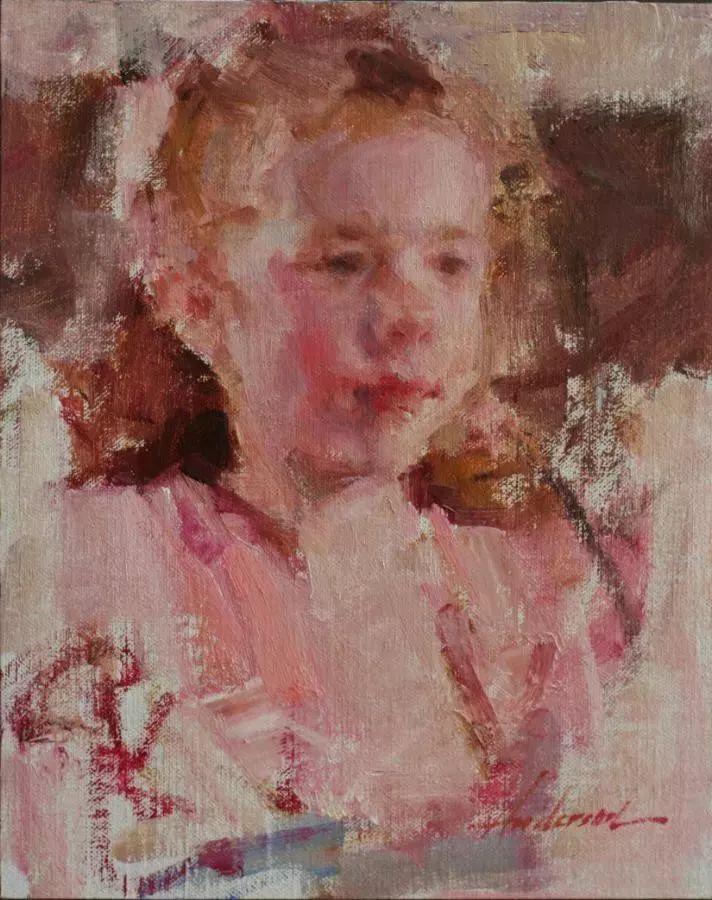 她对光影和色彩,有着艺术家独有的细微观察力插图63
