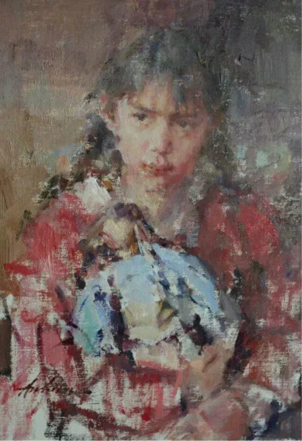 她对光影和色彩,有着艺术家独有的细微观察力插图65