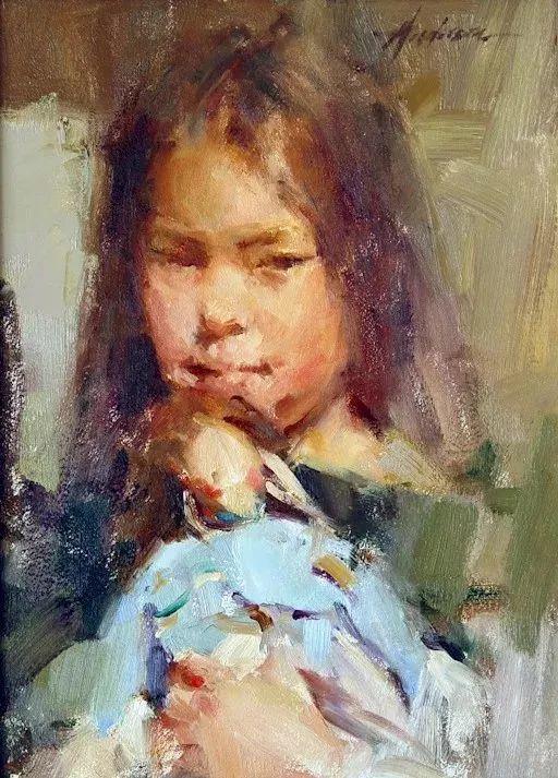 她对光影和色彩,有着艺术家独有的细微观察力插图67