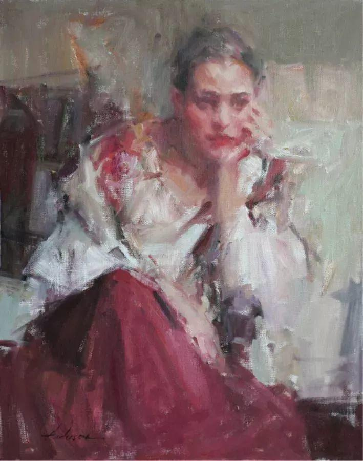 她对光影和色彩,有着艺术家独有的细微观察力插图69