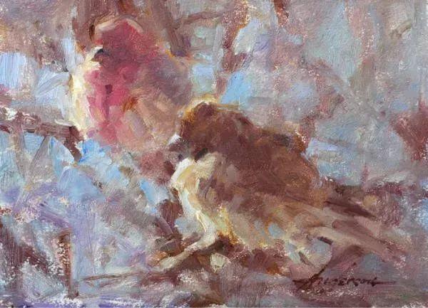 她对光影和色彩,有着艺术家独有的细微观察力插图79