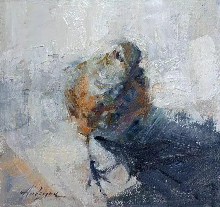 她对光影和色彩,有着艺术家独有的细微观察力插图81