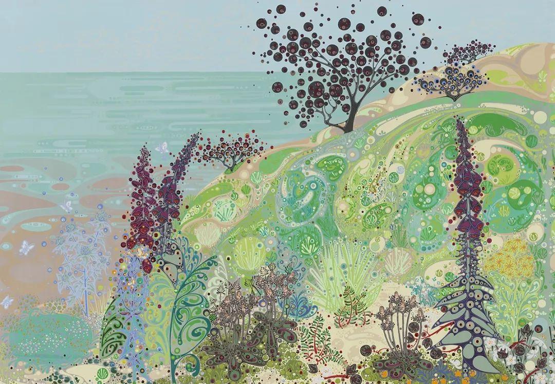 美丽和谐的色彩,丰富的图案,令人回味!插图31