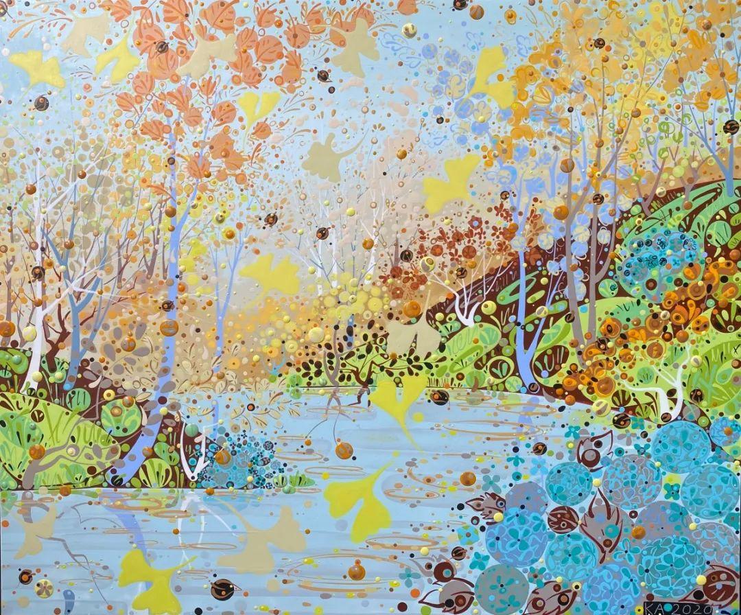 美丽和谐的色彩,丰富的图案,令人回味!插图33