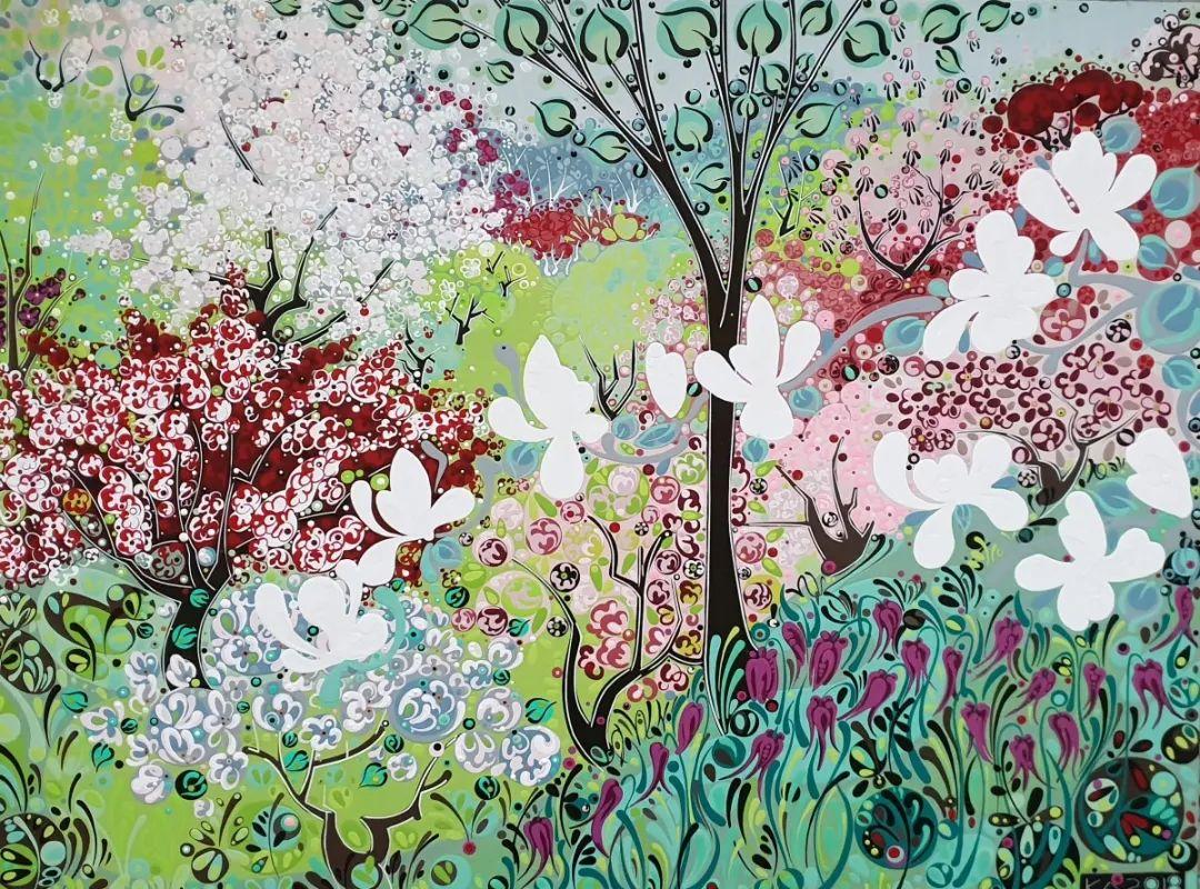 美丽和谐的色彩,丰富的图案,令人回味!插图35