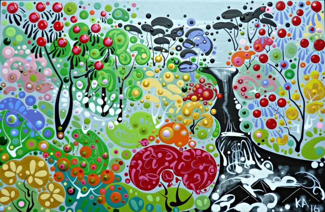 美丽和谐的色彩,丰富的图案,令人回味!插图93