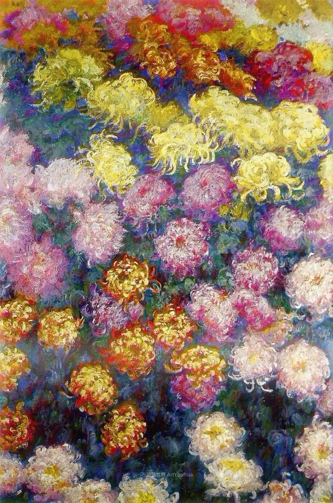 阳光四溢的色彩大师   以莫奈的花园祝你牛年欣欣向荣插图1