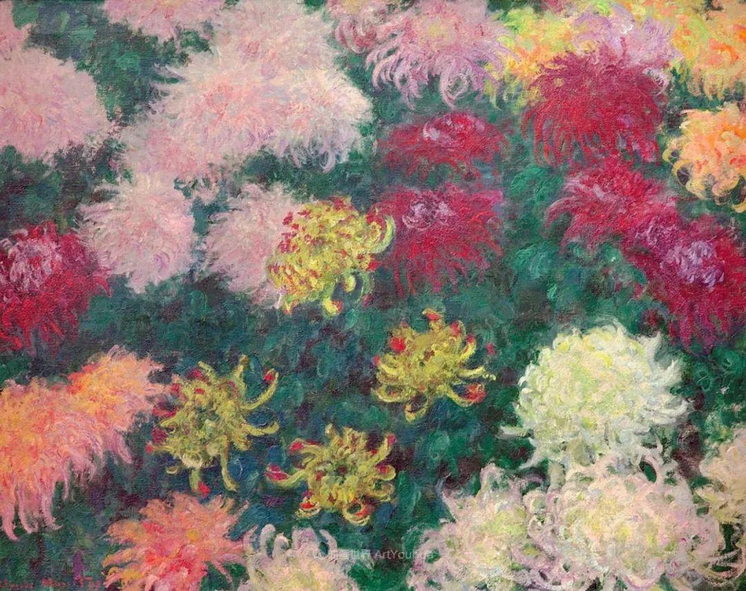 阳光四溢的色彩大师   以莫奈的花园祝你牛年欣欣向荣插图3