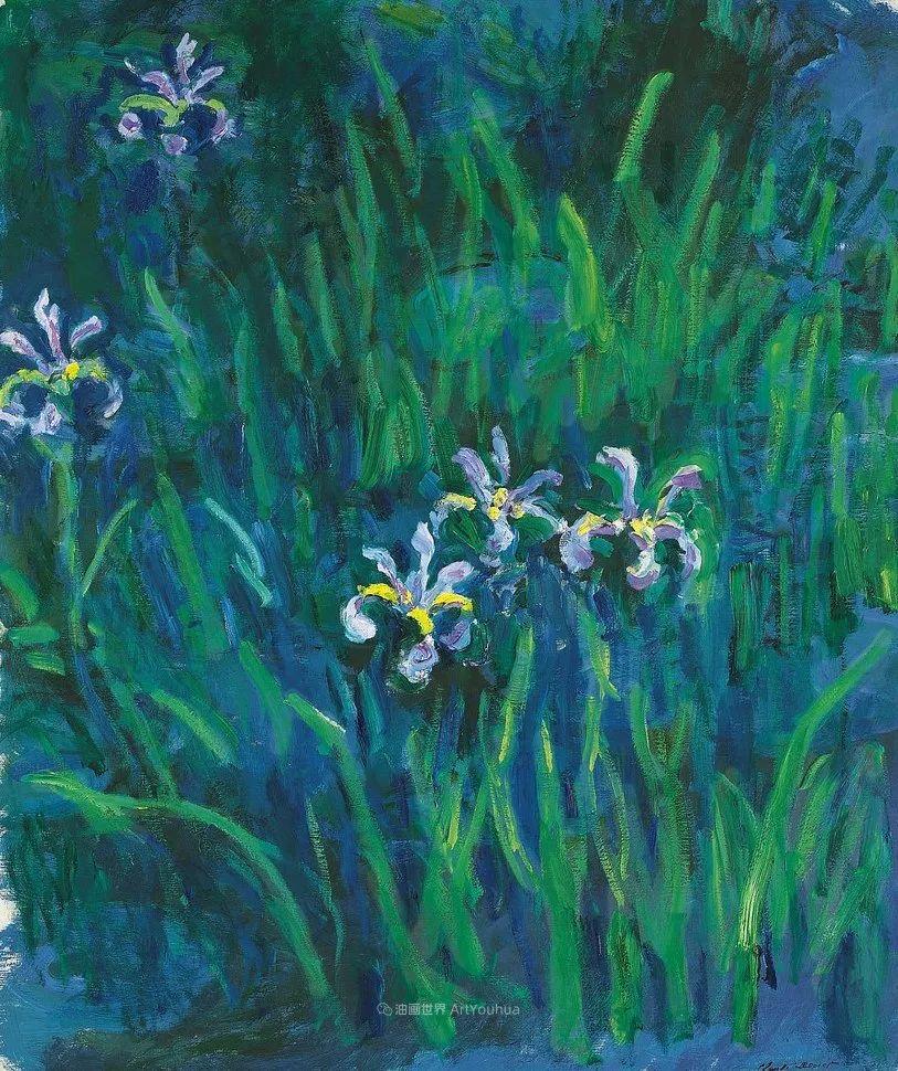 阳光四溢的色彩大师   以莫奈的花园祝你牛年欣欣向荣插图7
