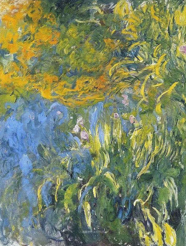 阳光四溢的色彩大师   以莫奈的花园祝你牛年欣欣向荣插图9