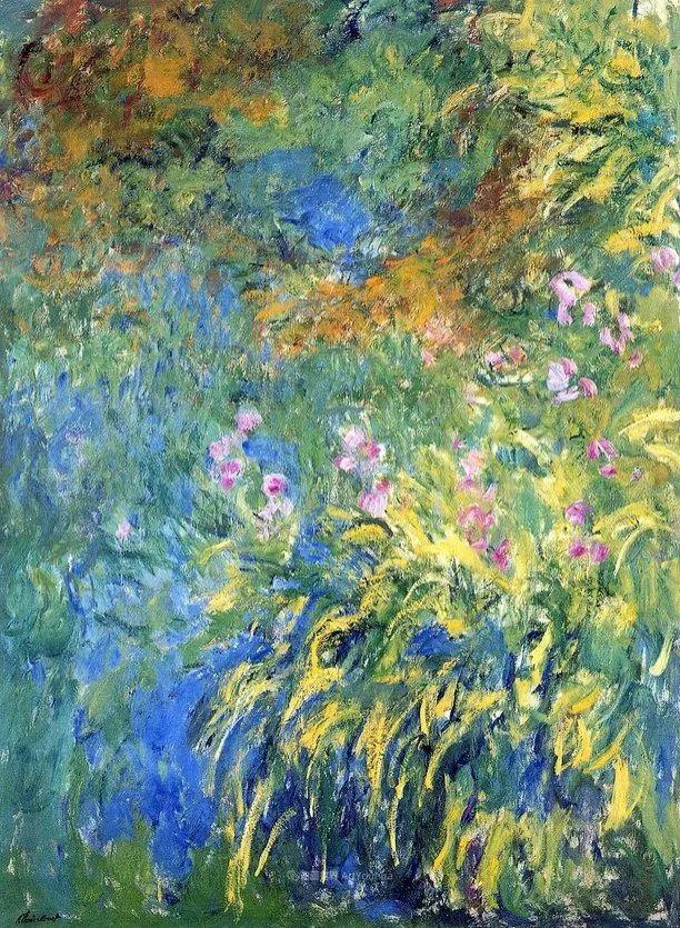 阳光四溢的色彩大师   以莫奈的花园祝你牛年欣欣向荣插图11