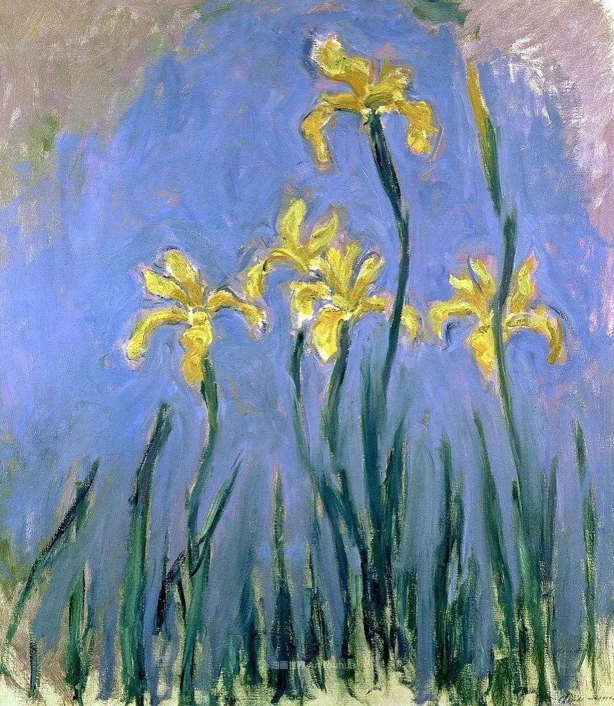 阳光四溢的色彩大师   以莫奈的花园祝你牛年欣欣向荣插图13